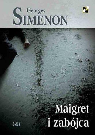 Maigret i zabójca - okładka książki