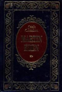 Martin Eden - okładka książki