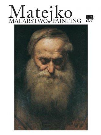 Matejko. Malarstwo - okładka książki