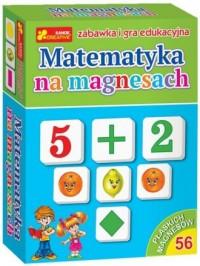 Matematyka na magnesach. Zabawka - zdjęcie zabawki, gry