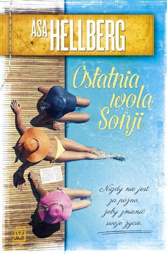 Ostatnia wola Sonji - okładka książki