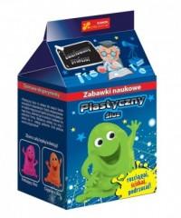 Plastyczny śluz. Zabawki naukowe - zdjęcie zabawki, gry