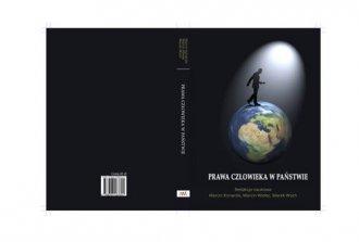 Prawa człowieka w państwie - okładka książki
