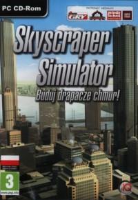 Skycraper Simulator. Buduj drapacze chmur! - pudełko programu