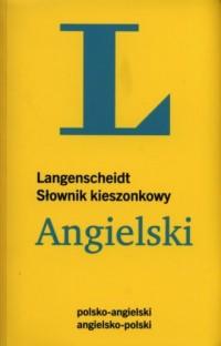 Słownik kieszonkowy. Angielski - okładka książki