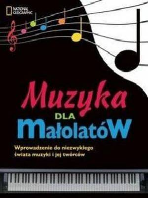Sztuka / Muzyka dla małolatów. - okładka książki
