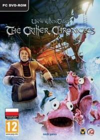 The Critter Chronicles - pudełko programu