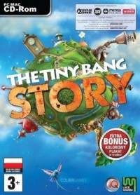 The Tiny Bang Story - pudełko programu