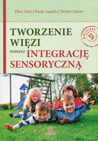 Tworzenie więzi poprzez integrację - okładka książki