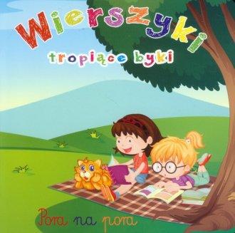 Wierszyki tropiące byki - okładka książki