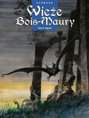 Wieże Bois-Maury. Tom 6. Sigurd - okładka książki