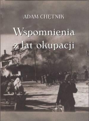 Wspomnienia z lat okupacji. Pod - okładka książki