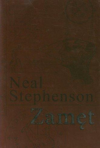Zamęt - okładka książki