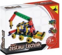 Zestaw technik (klocki 183-elem.) - zdjęcie zabawki, gry