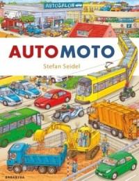Automoto - okładka książki