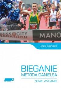 Bieganie metodą Danielsa - okładka książki
