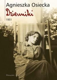 Dzienniki 1951 - okładka książki
