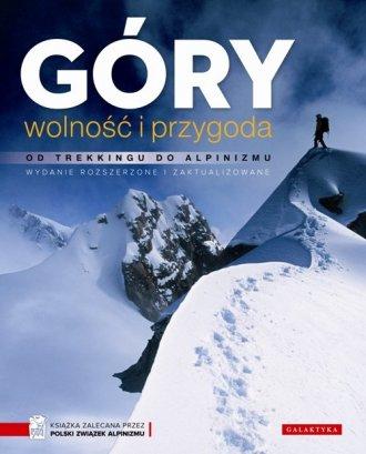 Góry, wolność i przygoda - okładka książki