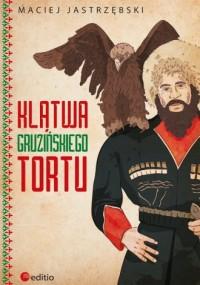 Klątwa gruzińskiego tortu - okładka książki