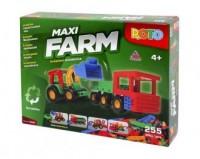 Klocki roto. Maxi farm - zdjęcie zabawki, gry