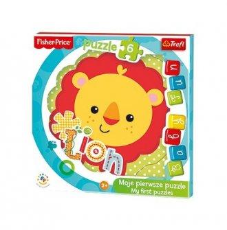 Lwiątko. Baby Fun 6 (puzzle) - zdjęcie zabawki, gry