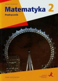 Matematyka 2. Podręcznik Zakres - okładka podręcznika