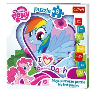 My Little Pony. Rainbow Dash. Baby - zdjęcie zabawki, gry