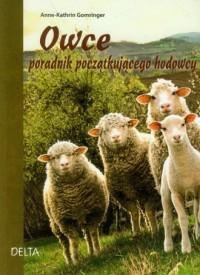 Owce. Poradnik dla początkującego hodowcy - okładka książki
