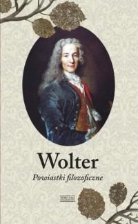Powiastki filozoficzne - Wolter - okładka książki