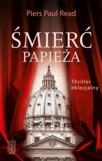 Śmierć papieża - okładka książki