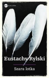 Szara lotka - okładka książki