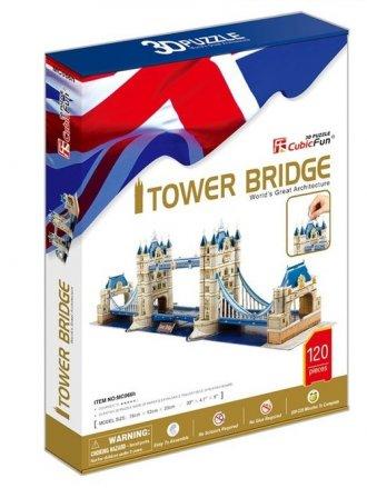 Tower Bridge (puzzle 3D) - zdjęcie zabawki, gry