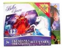 Układanka. Bella Sara (klocki) - zdjęcie zabawki, gry