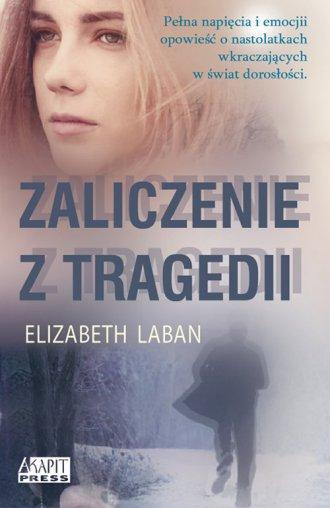 Zaliczenie z tragedii - okładka książki