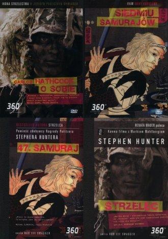 47 Samuraj / Strzelec / Siedmiu - okładka filmu