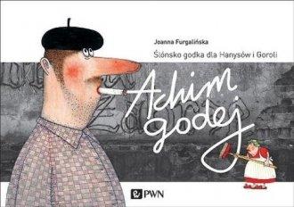 Achim Godej. Ślónsko godka dla - okładka książki