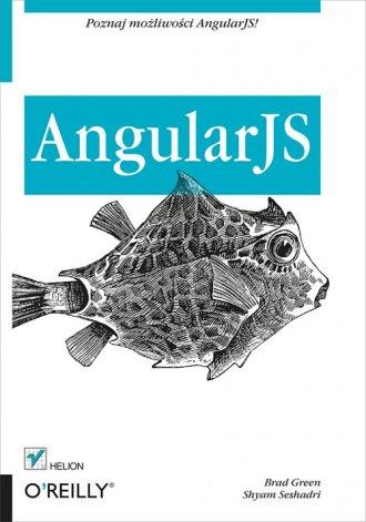 AngularJS - okładka książki