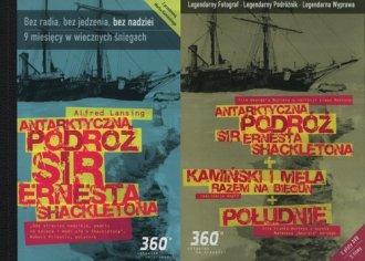 Antarktyczna podróż sir Ernesta - okładka filmu