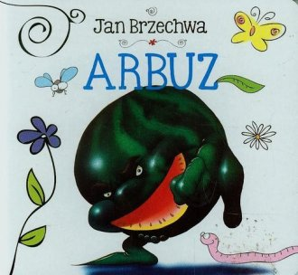 Arbuz - okładka książki
