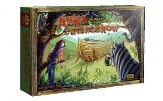Arka zwierzaków - zdjęcie zabawki, gry