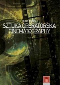 Cinematography. Sztuka operatorska - okładka książki