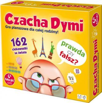 Czacha dymi - zdjęcie zabawki, gry