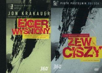 Eiger wyśniony + Zew ciszy. PAKIET - okładka filmu
