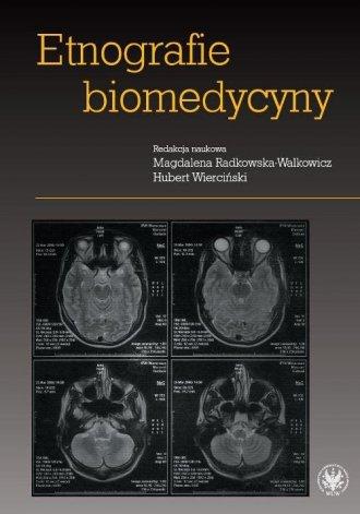 Etnografie biomedycyny - okładka książki