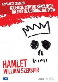 Hamlet. Seria: Kolekcja lektur szkolnych na DVD dla gimnazjalistów - okładka filmu
