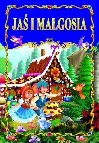 Jaś i Małgosia - okładka książki