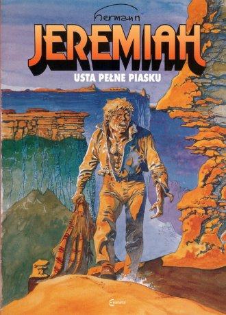 Jeremiah 2. Usta pełne piasku - okładka książki