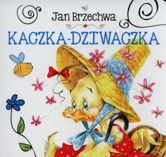 Kaczka-dziwaczka - okładka książki