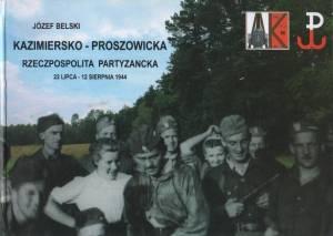 Kazimiersko-Proszowicka Rzeczpospolita - okładka książki