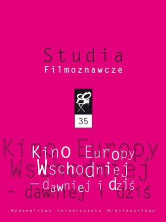Studia Filmoznawcze 35. Kino Europy - okładka książki